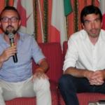 Con Maurizio Martina
