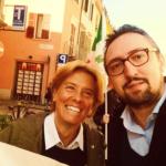 """Con Alessia Manfredini, amica e """"collega"""""""