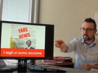 """Le """"fake news"""" di Toninelli sul Trasporto Pubblico."""