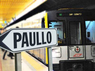 METRO 3 FINO A PAULLO. L'OCCASIONE DEL RECOVERY FUND
