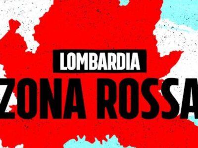 In zona rossa per sbaglio. La Lombardia è altro. E merita ben altro.